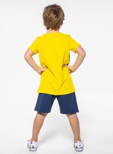Lupiakids Mavi-Sarı 2'li Erkek Takım Renkli
